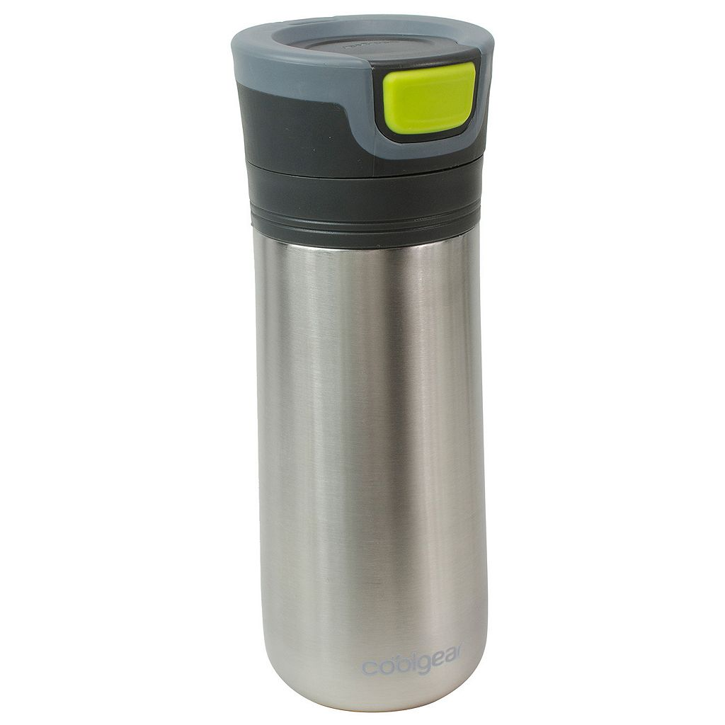 Cool Gear Kafe 16-oz. Java Stainless Steel Autosip Mug