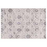 Concord Global Lara Soft Damask Rug