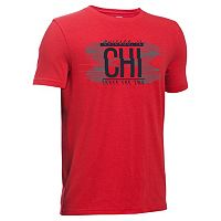 Boys 8-20 Under Armour Chicago Glitch Tee