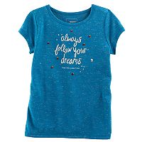 Girls 4-12 SONOMA Goods for Life™ Short-Sleeved Embellished Graphic Tee