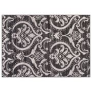 Concord Global Lara Large Damask Rug