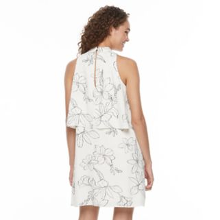 Women's Apt. 9® Flounce Shift Dress