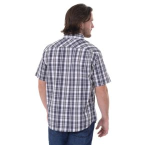 Men's Dickies Relaxed-Fit Plaid Button-Down Shirt