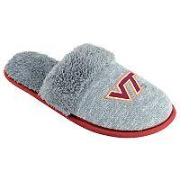 Women's Virginia Tech Hokies Sherpa-Lined Clog Slippers