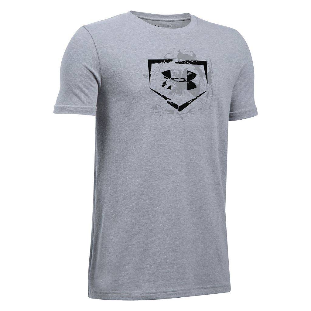 Boys 8-20 Under Armour To The Fences Tee