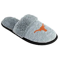 Women's Texas Longhorns Sherpa-Lined Clog Slippers