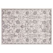 Concord Global Lara Open Vase Framed Floral Rug