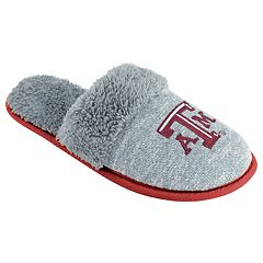 Women's Texas A&M Aggies Sherpa-Lined Clog Slippers