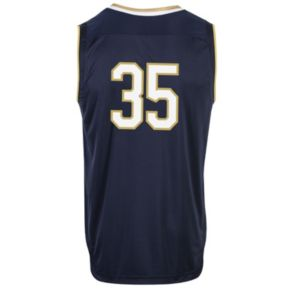 Men's Under Armour Notre Dame Fighting Irish Replica Basketball Jersey