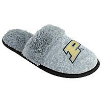 Women's Purdue Boilermakers Sherpa-Lined Clog Slippers