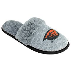Women's Oregon State Beavers Sherpa-Lined Clog Slippers
