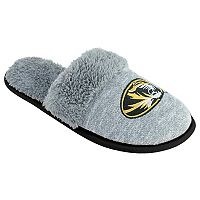 Women's Missouri Tigers Sherpa-Lined Clog Slippers