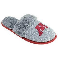 Women's Minnesota Golden Gophers Sherpa-Lined Clog Slippers