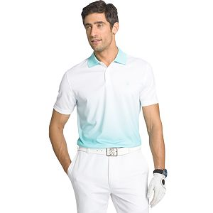 Men's IZOD Classic-Fit Dip-Dye Ombre Performance Golf Polo