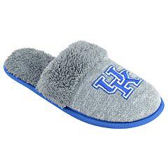 Women's Kentucky Wildcats Sherpa-Lined Clog Slippers