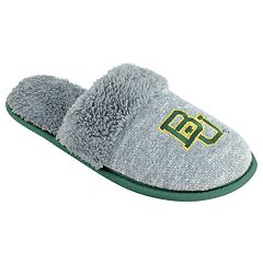 Women's Baylor Bears Sherpa-Lined Clog Slippers