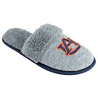 Women's Auburn Tigers Sherpa-Lined Clog Slippers