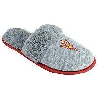 Women's Arizona State Sun Devils Sherpa-Lined Clog Slippers