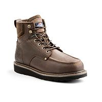 Dickies Outpost EH Men's Steel-Toe Work Boots