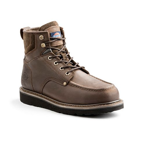 Dickies Outpost EH Men's ... Steel-Toe Work Boots discount release dates CT8dKOp