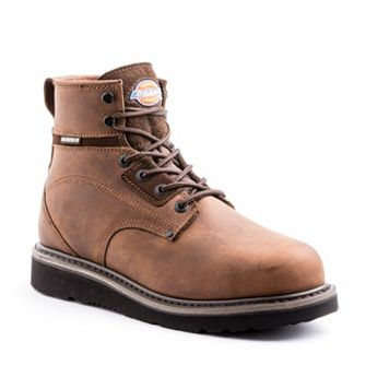 Dickies Cannon EH Men's Steel-Toe Waterproof Work Boots