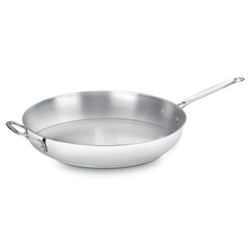 Cuisinart Chef's Classic Stainless Steel 14-in. Skillet