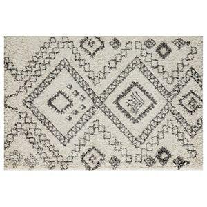 Momeni Maya Entwine Geometric Shag Rug