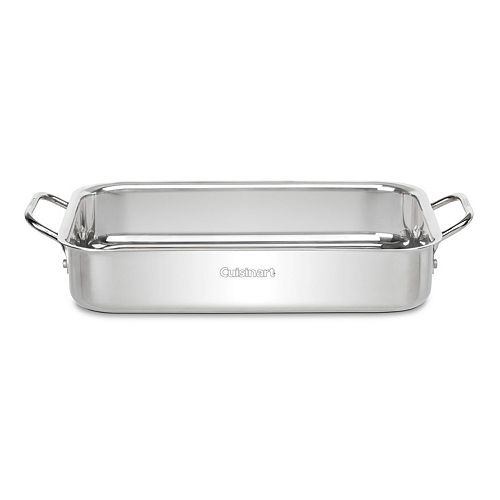 Cuisinart Chef's Classic Stainless Steel 13.5-in. Lasagna Pan