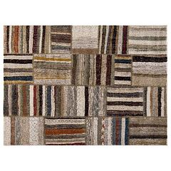 Concord Global Diamond Urban Geometric Rug