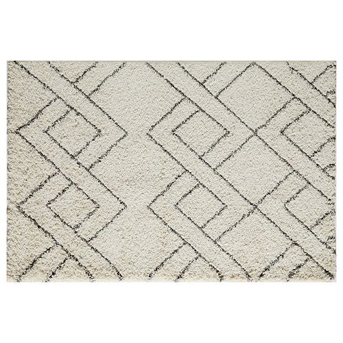 Momeni Maya Twist Lattice Shag Rug