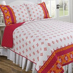 Home ID Neena Quilt Set