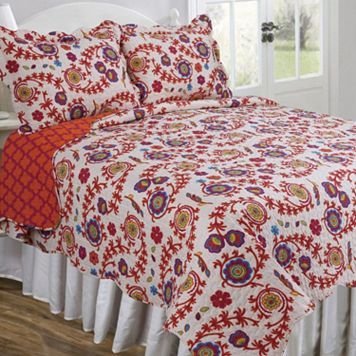 Home ID Ariana Quilt Set