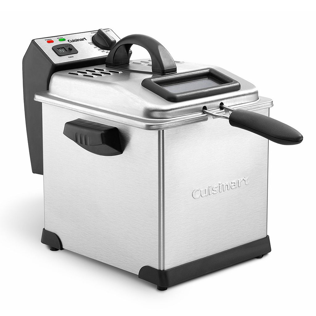 Cuisinart 3.4-qt. Deep Fryer