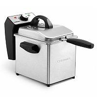 Cuisinart Compact 2-qt. Deep Fryer