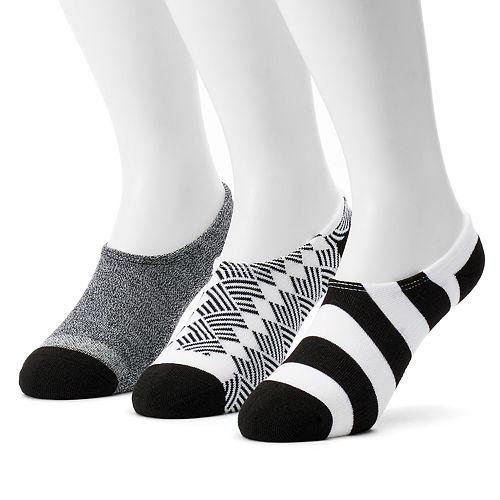 Men's Converse 3-pack Made For Chucks Patterned Liner Socks