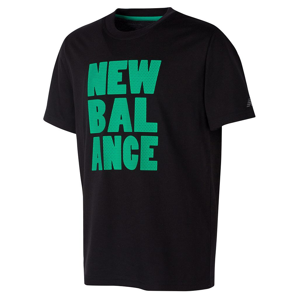 Boys 8-20 New Balance Graphic Tee