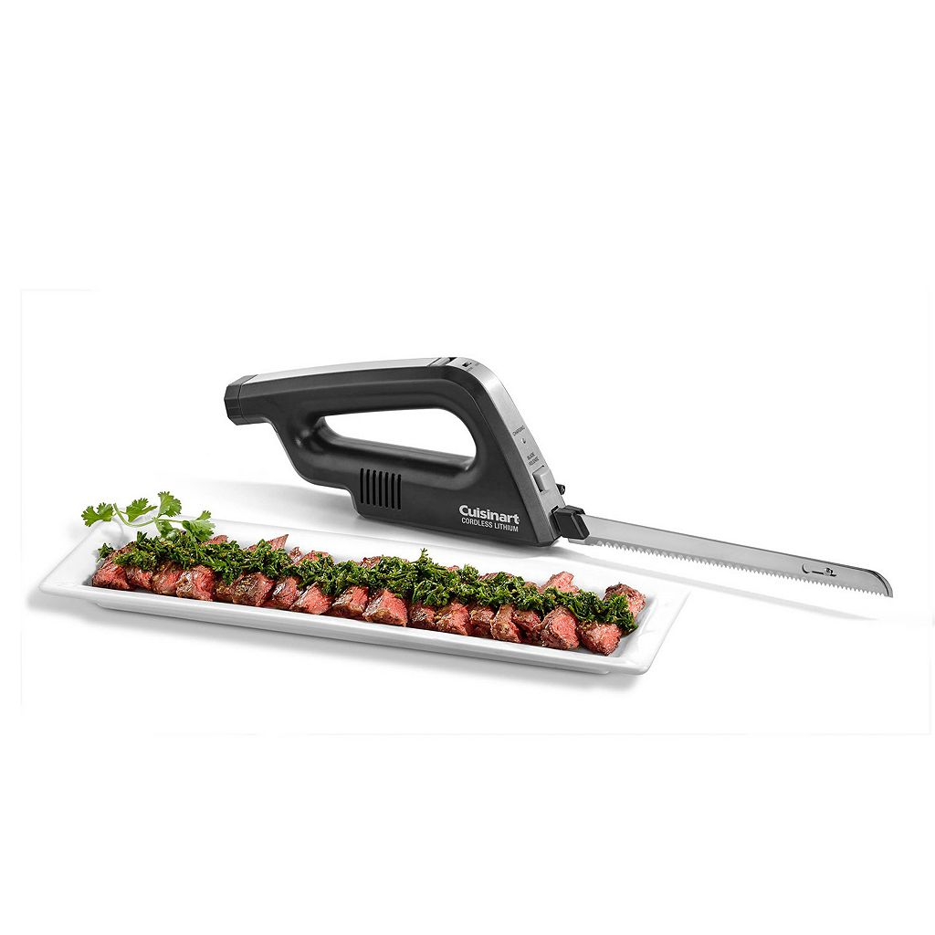 Cuisinart Cordless Electric Knife