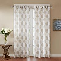 Madison Park Indra Window Curtain