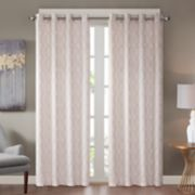 Madison Park Bonwitt Embroidered Window Curtain
