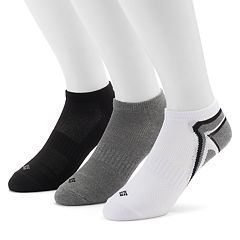 Men's Columbia 3-pack No-Show Socks