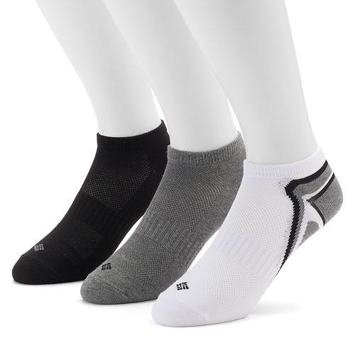 Men's Columbia 3-pack No-Show Socks