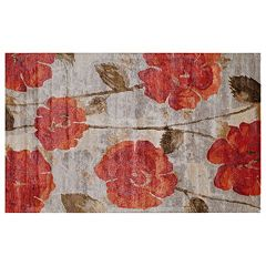 Momeni Millenia Poppy Floral Rug