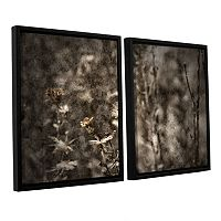 ArtWall Dormant Framed Wall Art 2-piece Set
