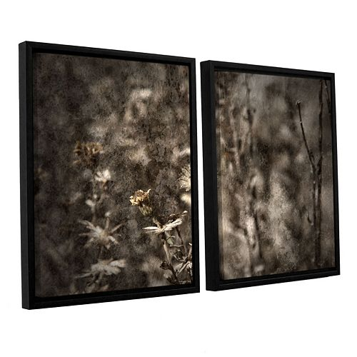 ArtWall Dormant Framed Wall Art 2-piece Set