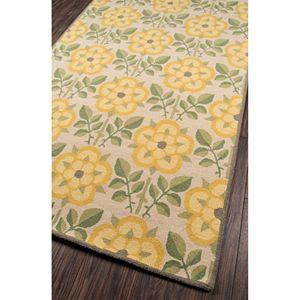 Momeni Newport Garden Floral Wool Rug