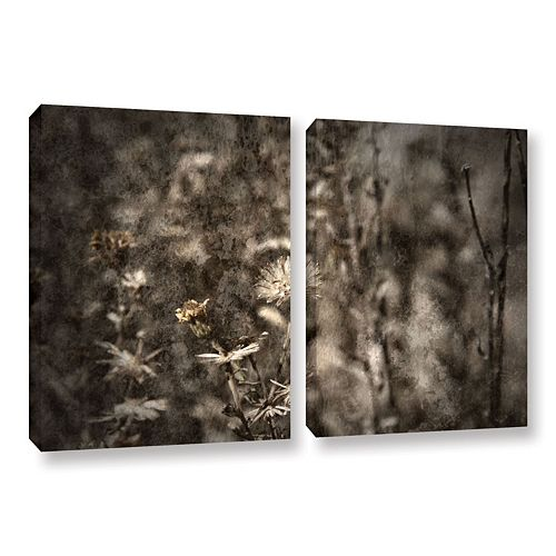 ArtWall Dormant Canvas Wall Art 2-piece Set