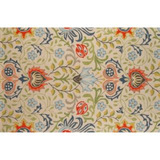 Momeni Newport Nottingham Floral Wool Rug