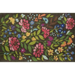 Momeni Newport Surrey Floral Wool Rug