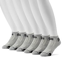 Men's Wilson 6-pack Sport No-Show Socks