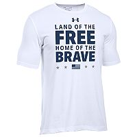Men's Under Armour Land of the Free Tee